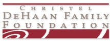 Logo for the Dehaan Family Foundation