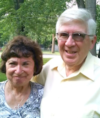 Andrew and Irene Engel