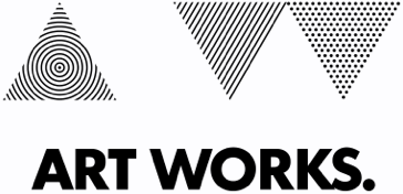 Art Works logo.