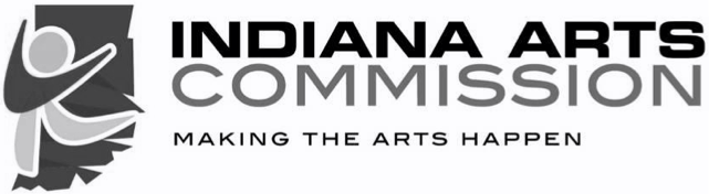 Indiana Arts Commission Logo.