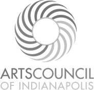 Arts Council of Indianapolis logo.
